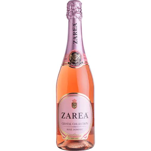 Imagine Vin spumant Zarea Crystal Collection Rose Demisec, 0.75l