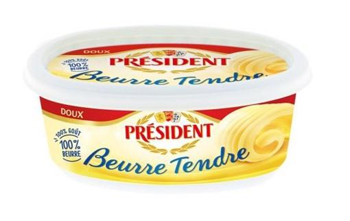 Imagine Unt President Tendre 82% , 250g