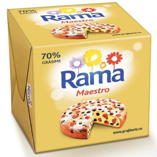 Imagine Rama Maestro pentru prajiturit, 250g
