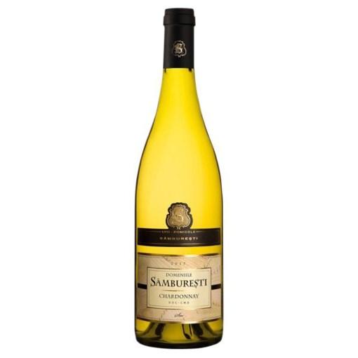 Imagine Vin Domeniile Samburesti Chardonnay Sec 0.75l