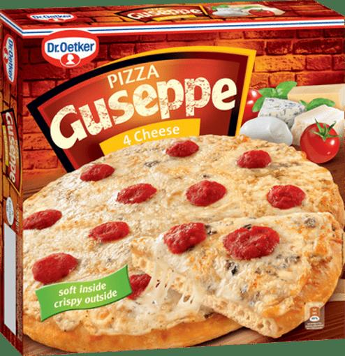 Imagine Pizza Dr. Oetker Guseppe 4 branze, 335g
