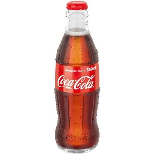 Imagine Coca-Cola Original 330 ml