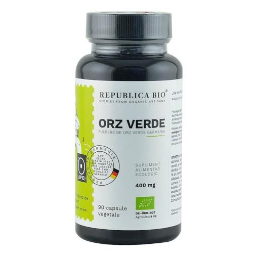 Imagine Orz Verde ecologic Republica BIO, 90 capsule