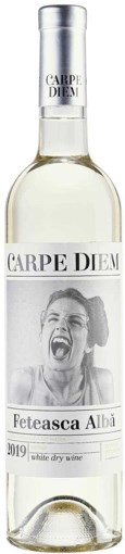 Imagine Vin Carpe Diem Feteasca Alba, 0.75L