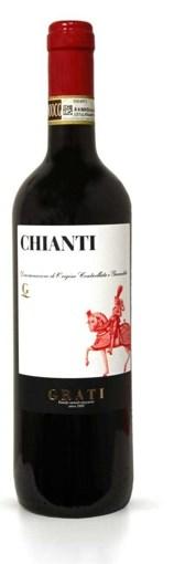 Imagine Vin  Grati Chianti Cavaliere,  0.75L