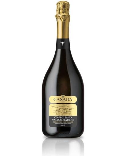 Imagine Vin La Casada Prosecco Valdobbiadene DOCG Extra Dry, 0.75L