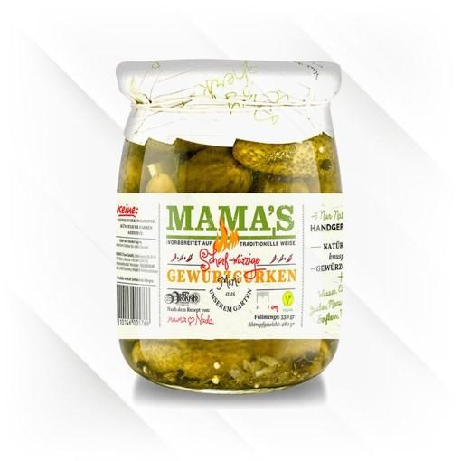 Imagine Castraveciori murati picanti Mama's Food, 550g