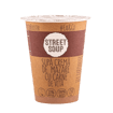Imagine Supa crema de mazare cu vita Street Soup, 250g