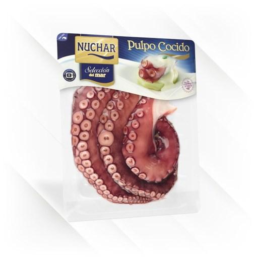 Imagine Tentacule caracatiță gătită, ready to eat, Nuchar 500 g