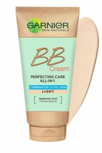 Imagine Crema de zi Perfecting Nuanta Light BB Garnier 50ml